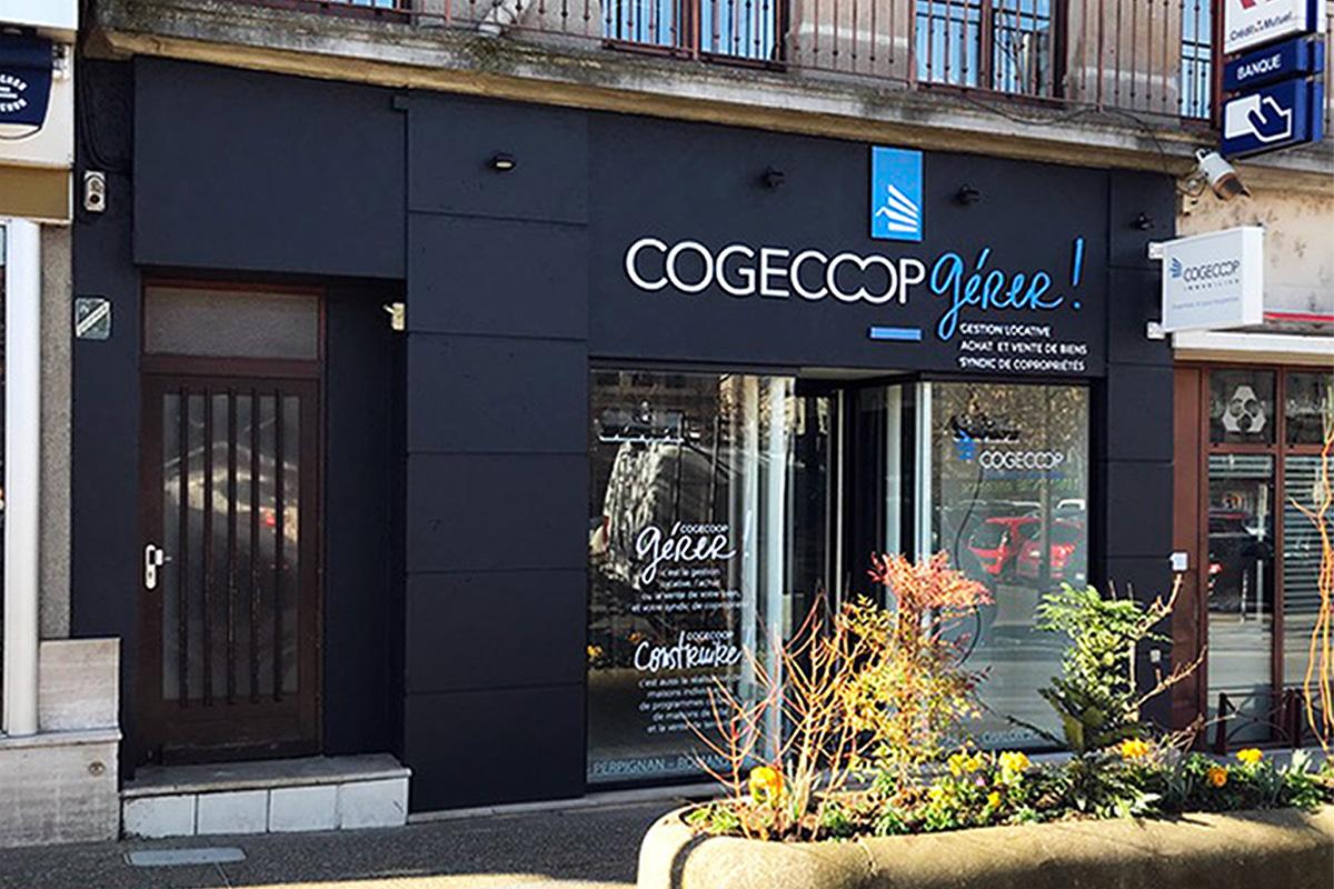 Cogecoop a ouvert sa troisième agence à Firminy