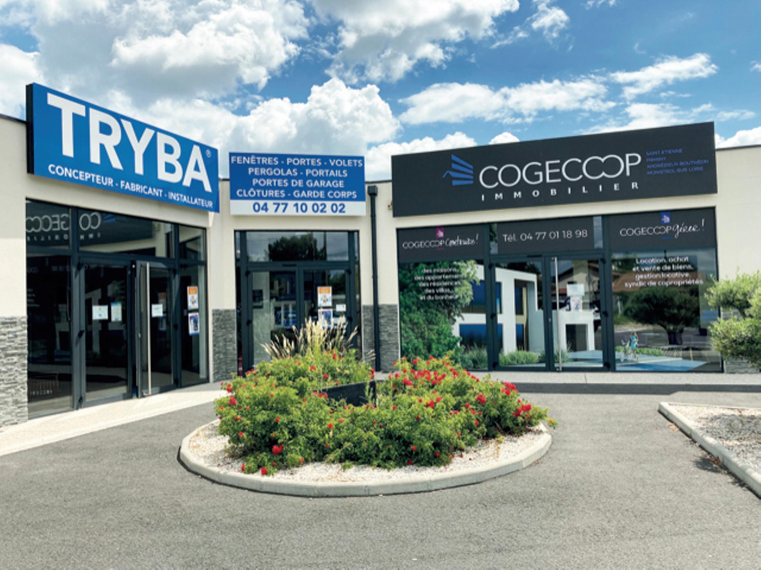 Et de Quatre ! Cogecoop a ouvert sa 4è agence à Andrézieux-Bouthéon